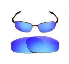 NEW POLARIZED CUSTOM ICE BLUE LENS FOR OAKLEY BLENDER SUNGLASSES